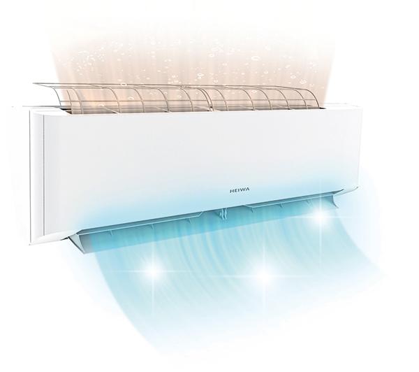 Pompe à chaleur Air/Air – Aérothermie